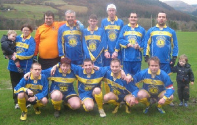 disability football teams in essex