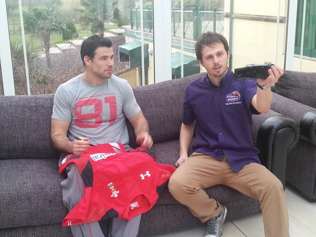 Mike Phillips Charity Patron