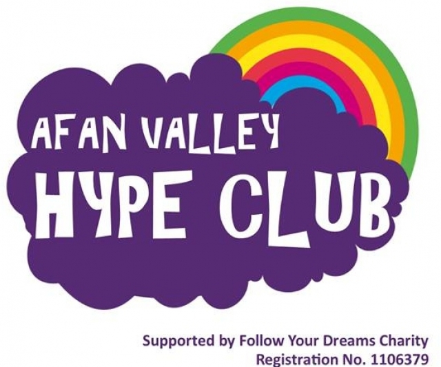 Afan Valley Hype Club Logo