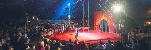 Circus Starr Follow Your Dreams Charity